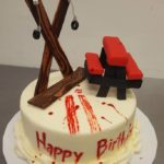 Bloody Birthday Cake
