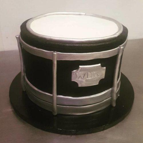 Drum Groom's Cake